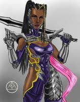 Master Raven by JavierYuka