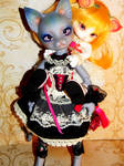 Kitty back ride? by Kitsuna-Ri