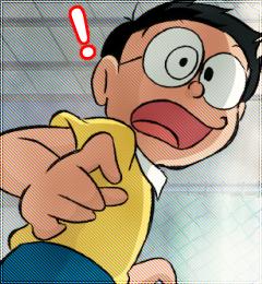 BB Pearl:: Nobita Nobi by Finalzidane-X