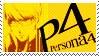 Persona 4 Stamp