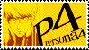 Persona 4 Stamp by Finalzidane-X