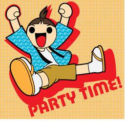 PARTY TIME by Finalzidane-X