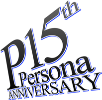 Persona 15th Anniversary by Finalzidane-X
