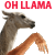 OH LLAMA by xKattey