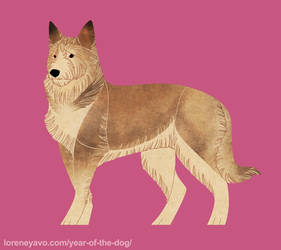 Year of the Dog - Berger Picard by Kelgrid