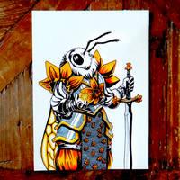 Knightober 23: The Flower Knight