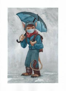 Catboy Troll???