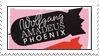 Phoenix Stamp by Whiim
