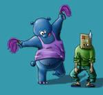 pito and friend