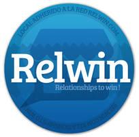 Autoadhesivo Relwin.com by jlizanab
