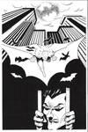 Batman Joker by elBad