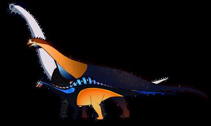 Sauropods of Sauridae