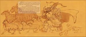 Dwarf Fortress fanart by JungysArt