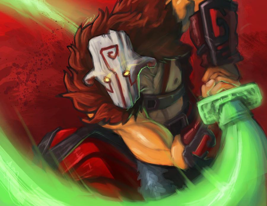 Juggernaut Build Guide DOTA 2: JUGGERBOSS