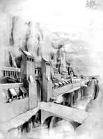 Castle by petum