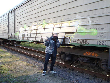 Paint train