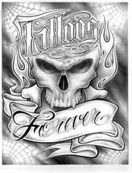 tattoo by ChaoticusLupus