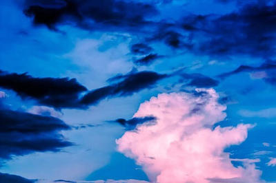 Head in the clouds  by NovaStarAsh