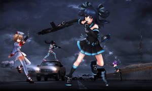 Neptunia Battle Royale