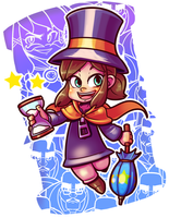 A HAT IN TIME by sarikyou