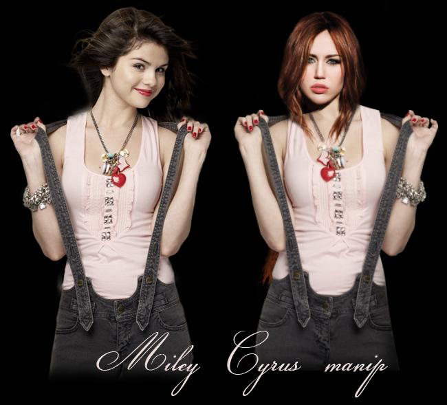 Victoria Justice And Miley Cyrus Manip Miley cyrus manip byVictoria Justice And Miley Cyrus Manip