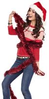 Victoria Justice Christmas Png
