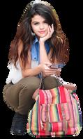 Selena Gomez png by bernadett98