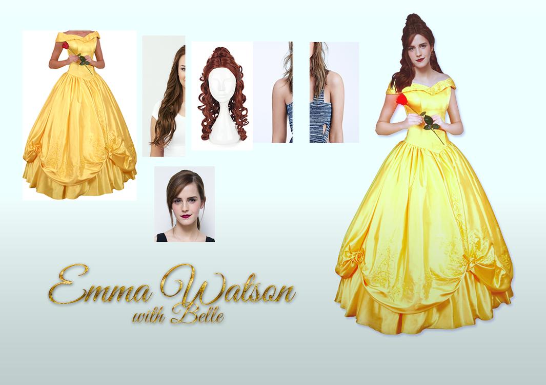 Emma Watson Manip by bernadett98