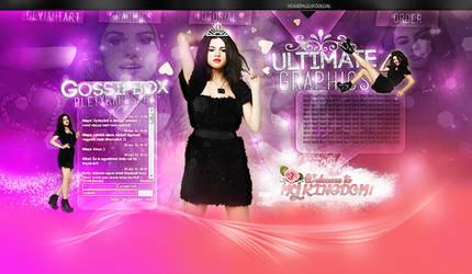Selena Gomez Header