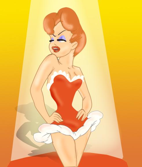 Tex Avery Red Hot Riding Hood by Kamistars