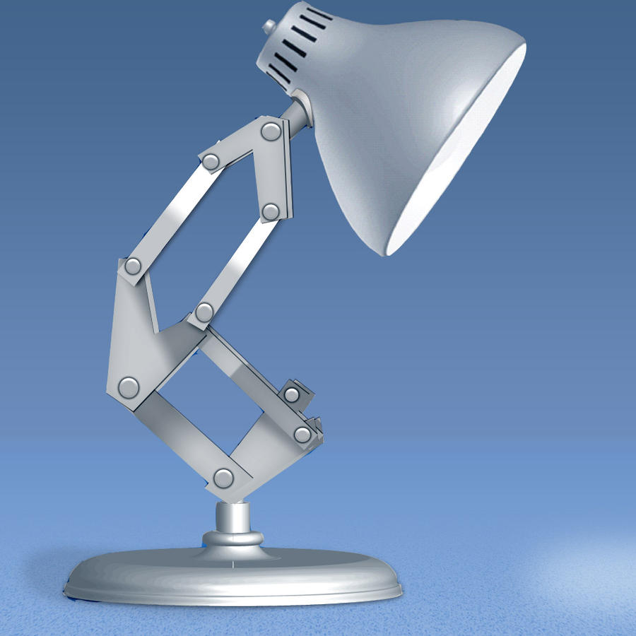 Pixar Animation Studios Lamp Www Imgkid Com The Image