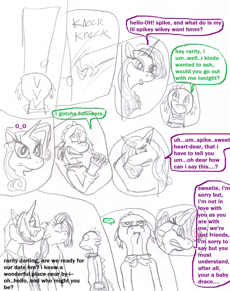 MLP: I want to know what love is page 3 by TMNTFAN85