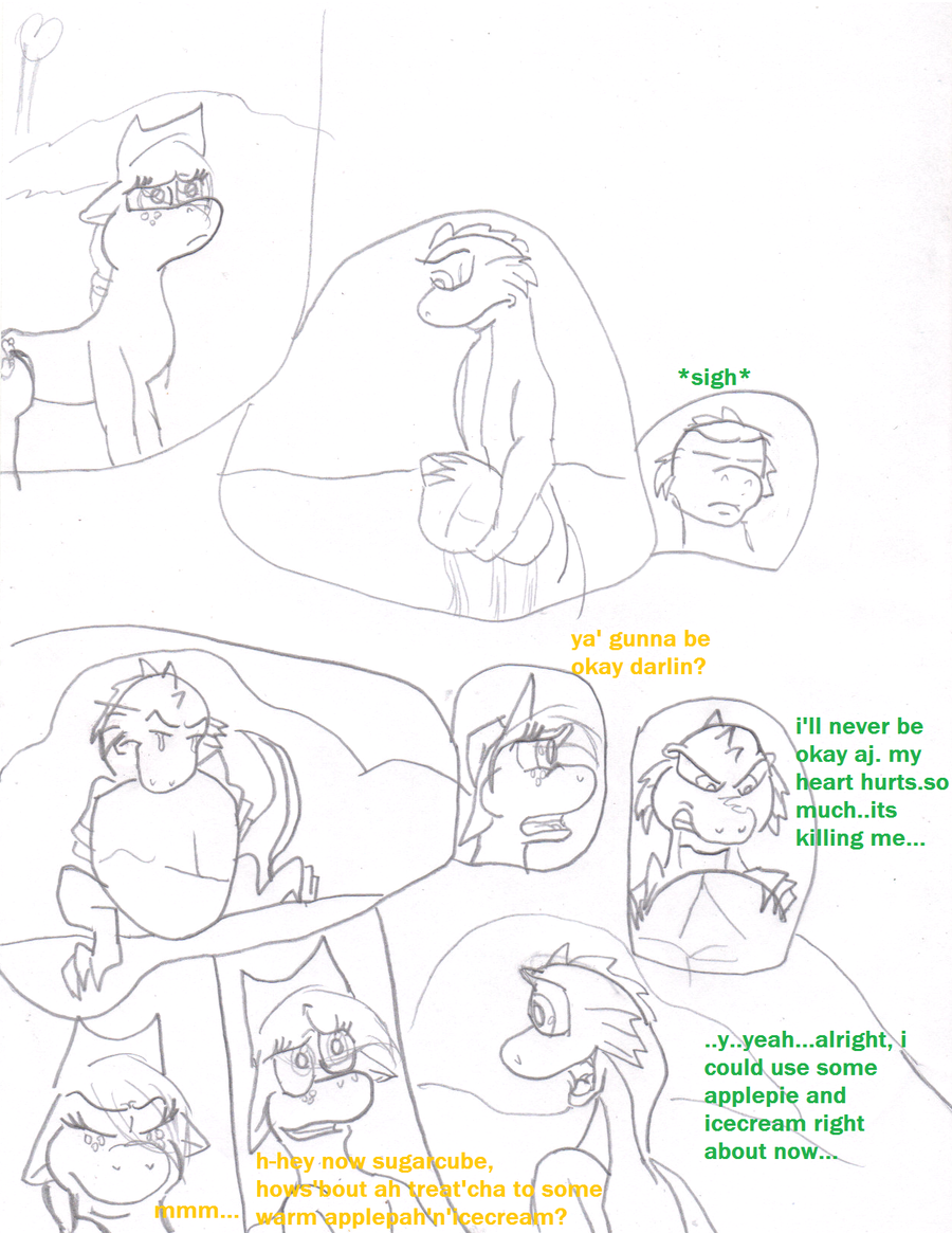 MLP: I want to know what love is page 6 by TMNTFAN85