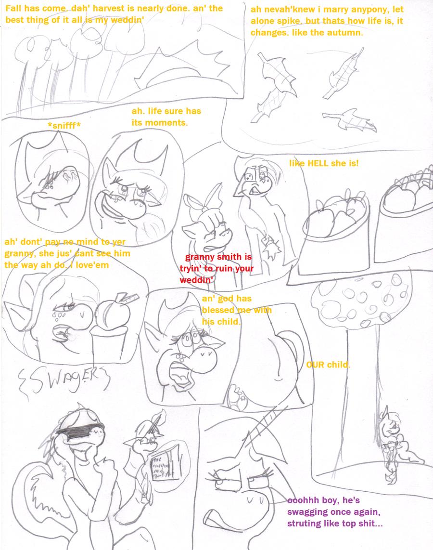 MLP: The Wedding page 1 by TMNTFAN85