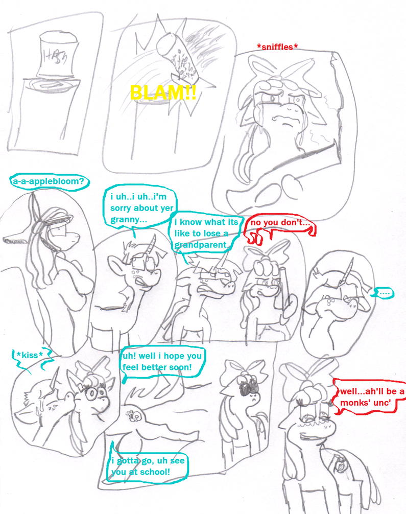 MLP:The Wedding page 8 by TMNTFAN85