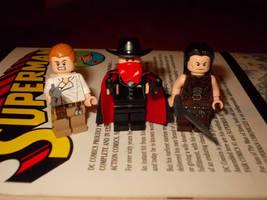 LEGO: Pulp Fiction Heroes by TMNTFAN85