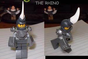 LEGO CUSTOM:The Rhino by TMNTFAN85