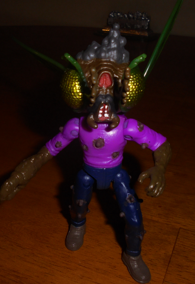 Baxter the fly by TMNTFAN85