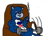 GRUMPY BEAR by TMNTFAN85