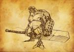 Gragh I have a sword