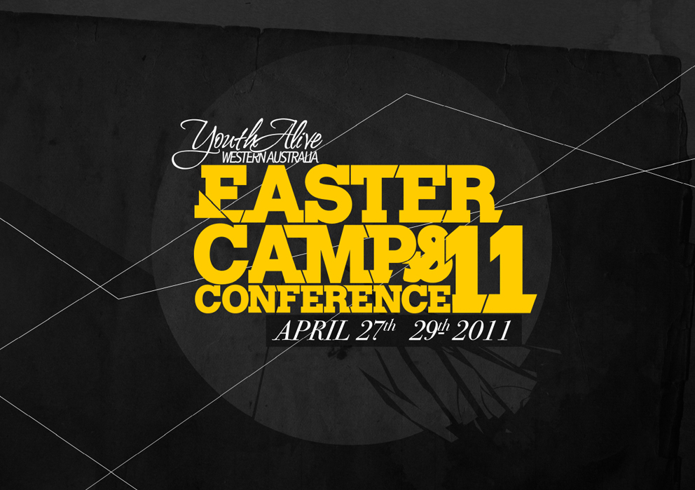 Easter Camp 2011 Cover by DeeviousGenius