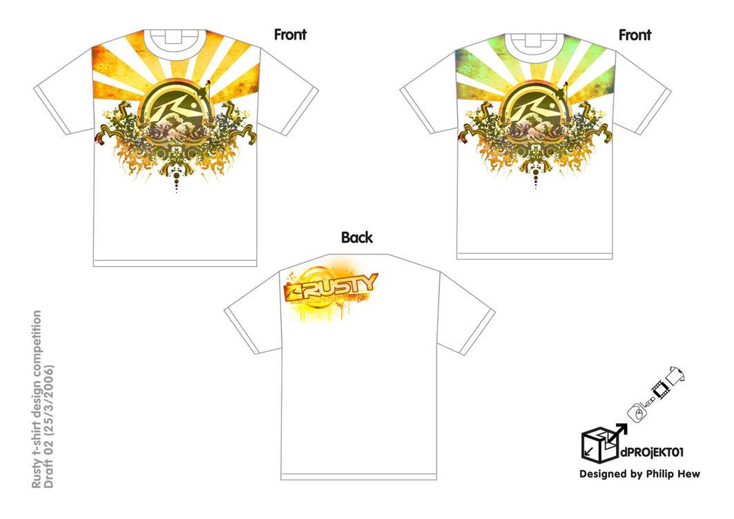 Shirt design layout - Tshirt Design Layout By Deeviousgenius