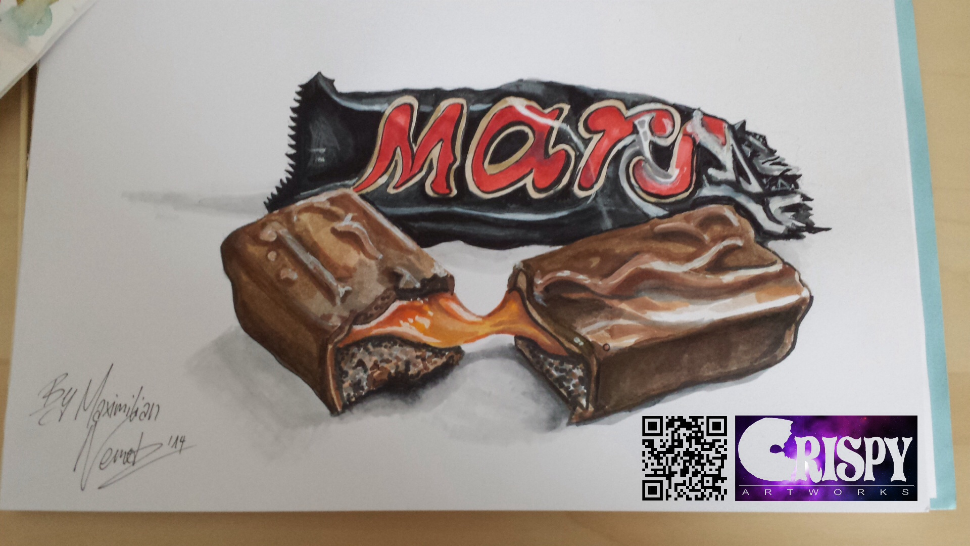 how to draw candy wrappers