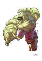 Hulk by theFranchize