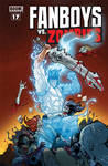 Fanboys Vs ZOmbies #17 Cover