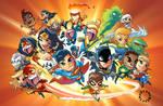 Justice League Mini Friends