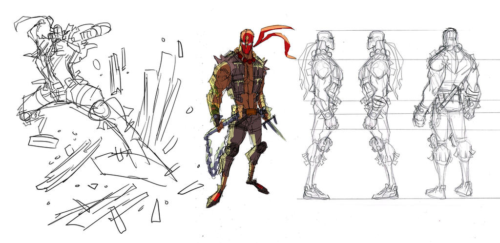 IMP design sheet by theFranchize