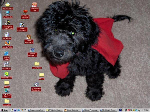 our Krypto the Superdog