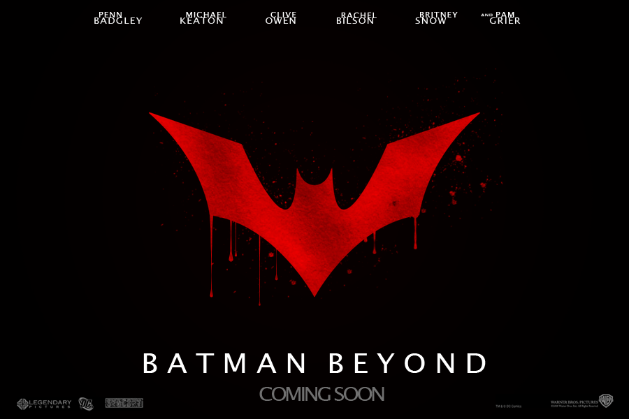 Batman Beyond Poster By Iampac On Deviantart