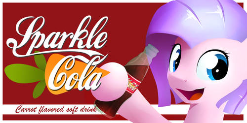 Sparkle Cola Billboard by TheOvermareStudios